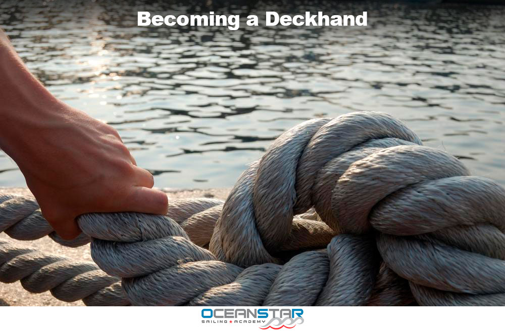 How To Become a Deckhand