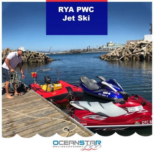 RYA PWC (Jetski) Course