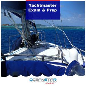 RYA Yachtmaster Exam & Prep