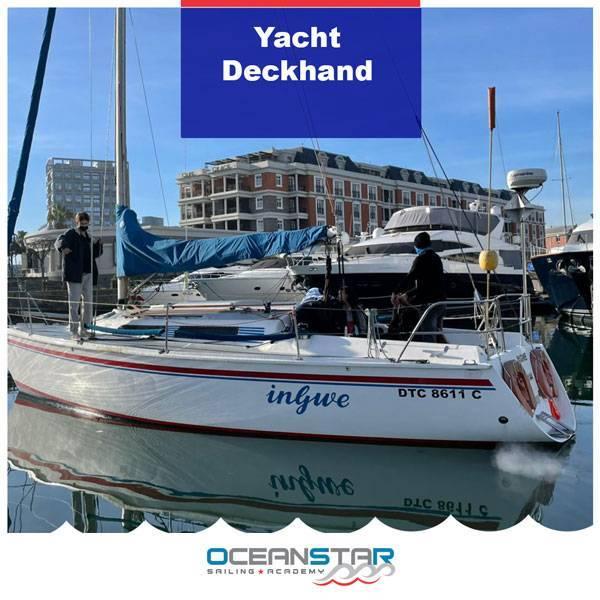 Yacht-Deckhand-Course